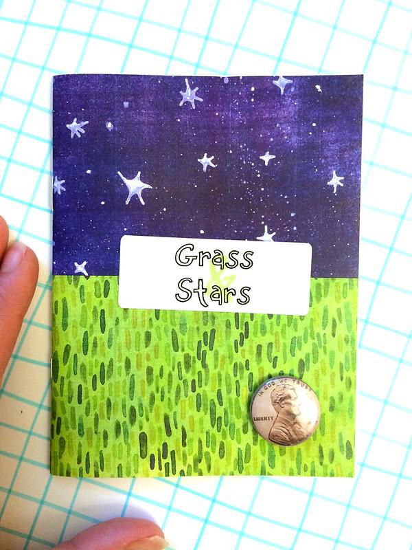 Grass & Stars III zine
