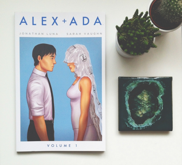 alex and ada book review blog uk
