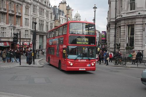 Arriva London South VLA43 LJ53BCV