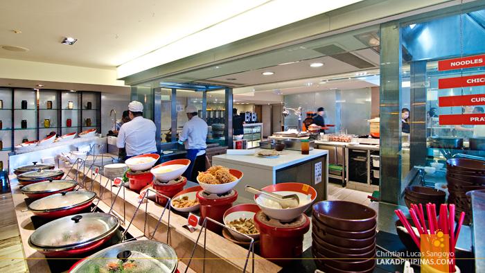 Traders Hotel Kuala Lumpur Buffet Breakfast