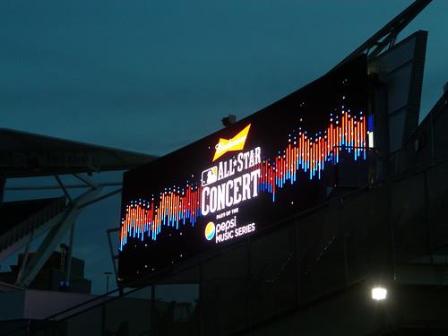 Budweiser MLB All-Star Concert