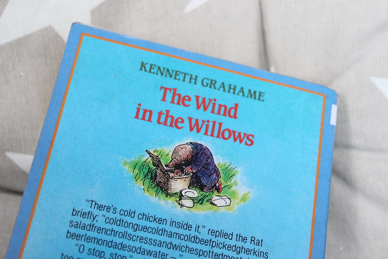 The Wind in the Willows, Et dryss kanel