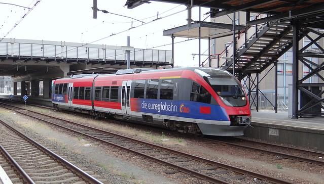 Heerlen, Talent, euregiobahn