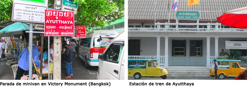 Transporte desde Bangkok ayutthaya - 19719857132 21f8076d51 o - Cómo ir a Ayutthaya desde Bangkok