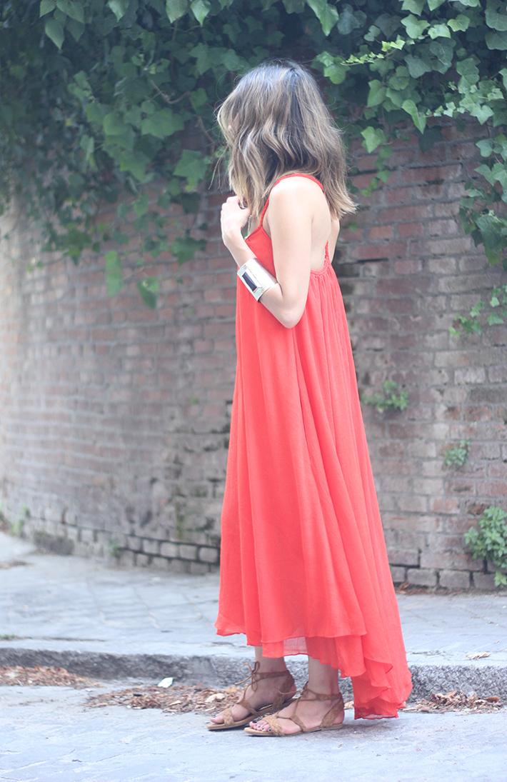 Red Maxi Dress17