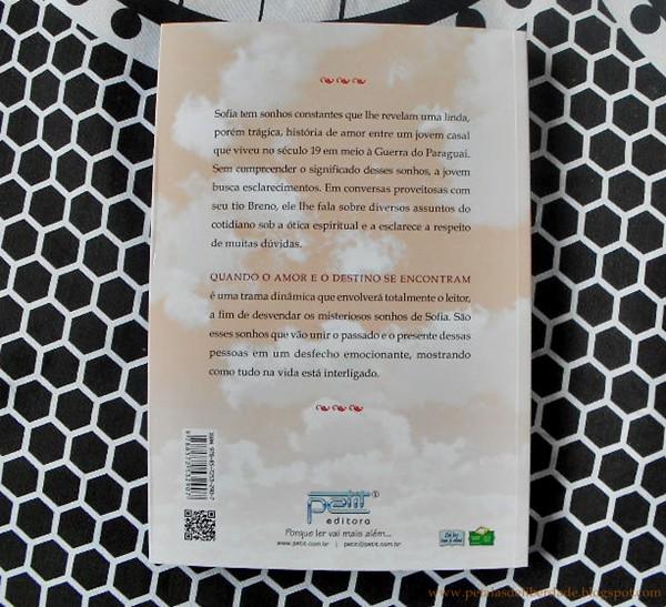 Resenha , livro, Quando o amor e o destino se encontram, Izabel Gomes, sinopse, sorteio, espiritismo