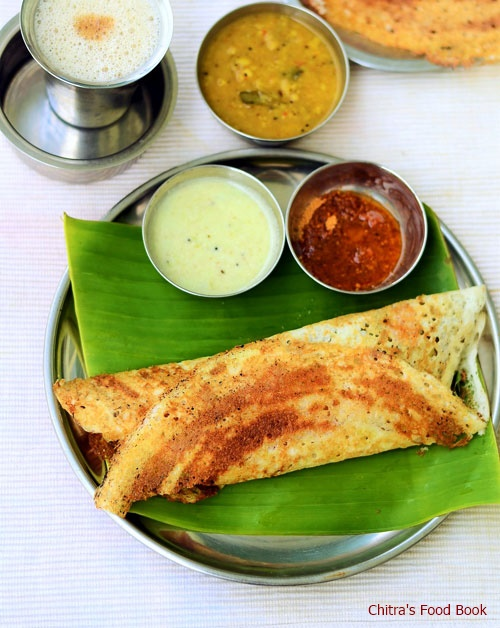 South indian masala dosa recipe tamil nadu style masala dosa masala dosa needless to say its one of the most popular south indian special dosa varieties my daughter raksha is a big fan of this dosa forumfinder Gallery