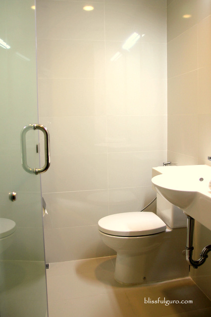 Red Planet Hotel Amorsolo Toilet And Bath