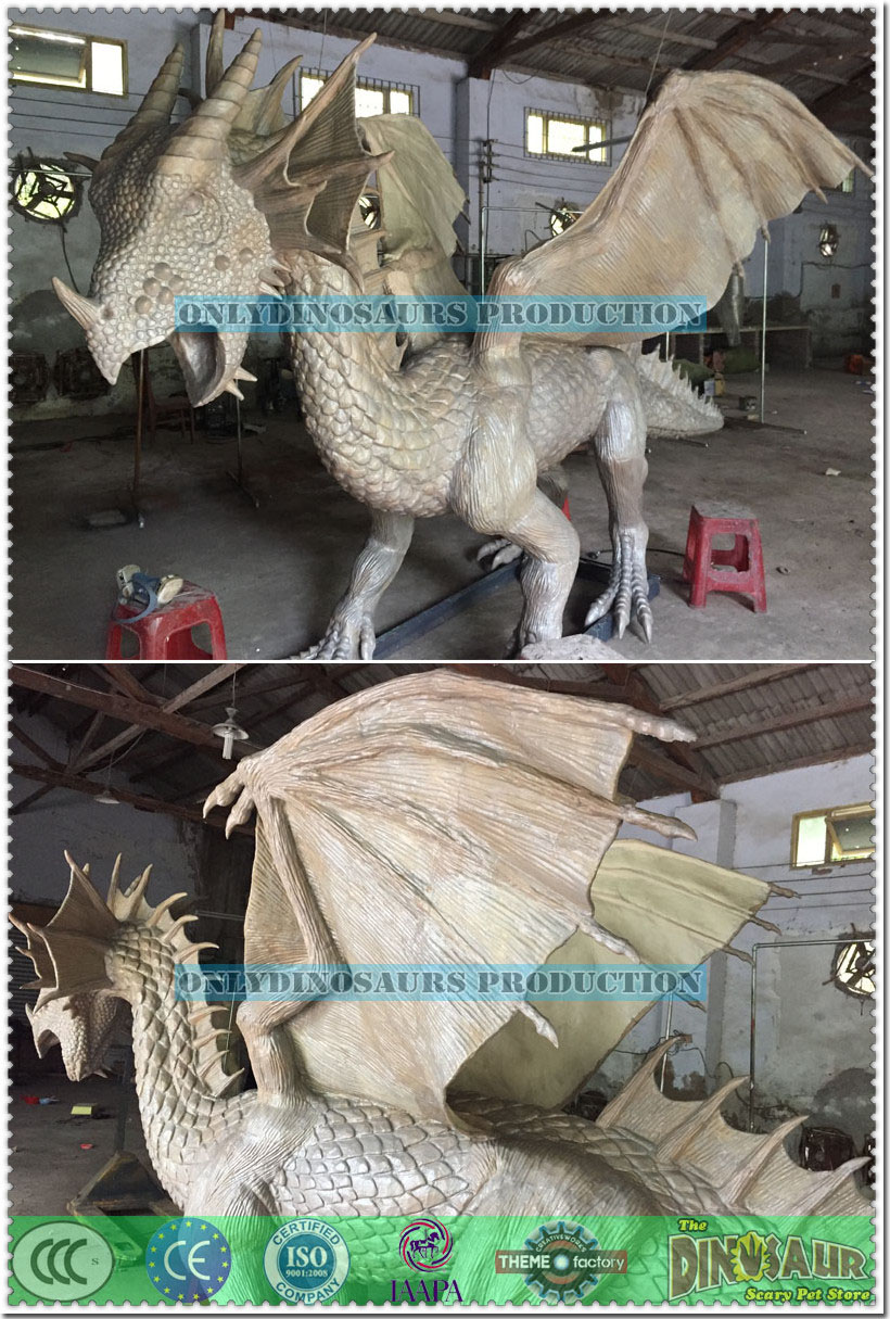 Skin-Grafting for Dragon Model