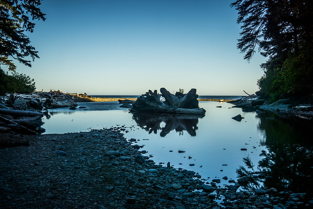 Where Darling River meets the Ocean