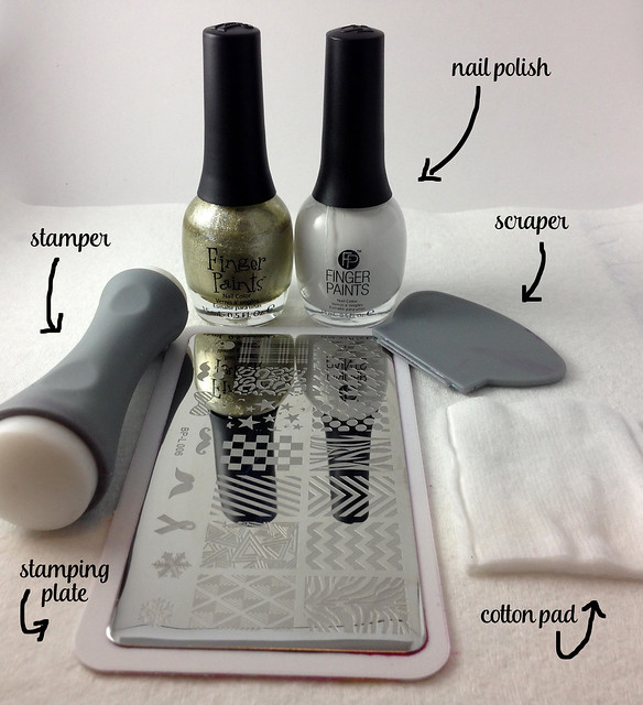 Nail Stamping Tools