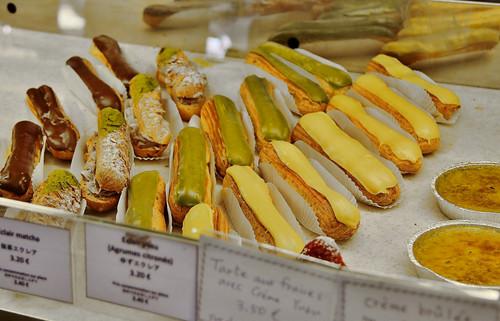pâtisserie japonaise