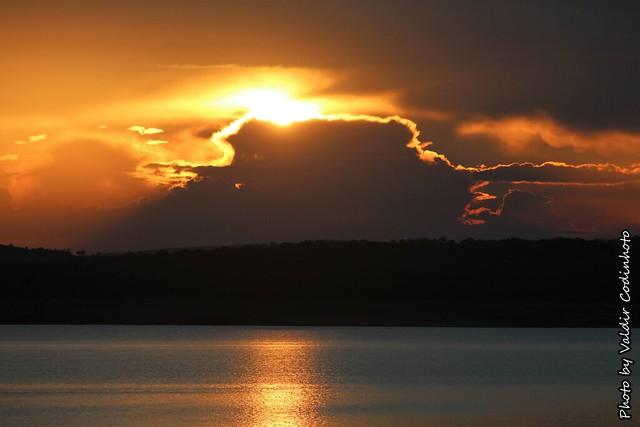 Pôr-do-sol no Lago de Três Marias - MG (5)