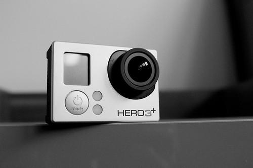 Go Pro Hero 3 4 5 Black