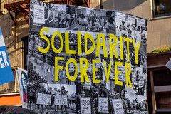 Solidarity Forever Sign