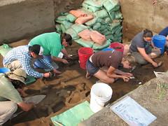 archaeology, soil,