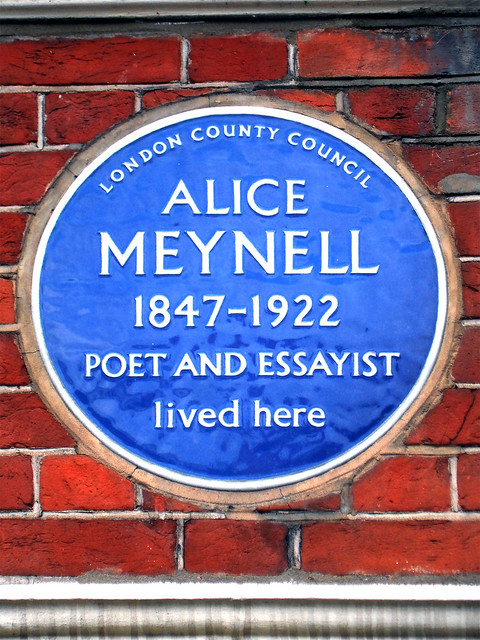 Header of Alice Meynell