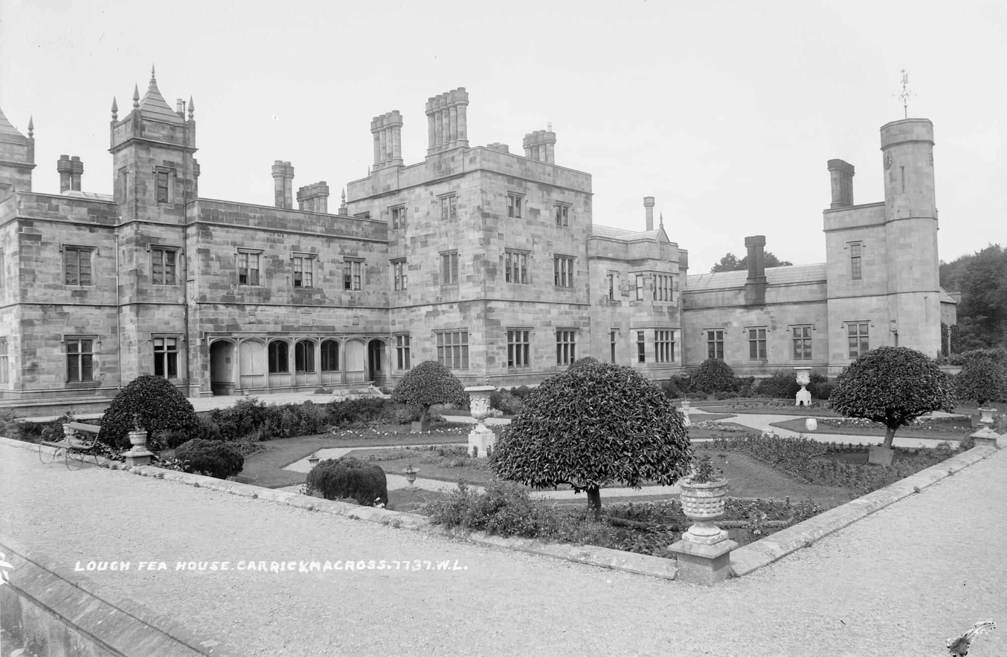 Lough Fea House, Carrickmacross, Co. Monaghan