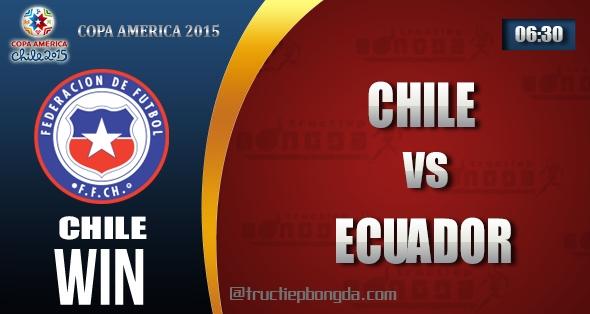 Chile, Ecuador, Thông tin lực lượng, Thống kê, Dự đoán, Đối đầu, Phong độ, Đội hình dự kiến, Tỉ lệ cá cược, Dự đoán tỉ số, Nhận định trận đấu, Copa America, Copa America 2015, Bảng A Copa America 2015, Vô địch Nam Mỹ, Vô địch Nam Mỹ 2015, Bảng A Vô địch Nam Mỹ 2015