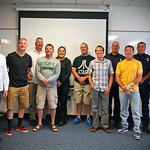 Congratulations to SVFD's School of Leadership Class of 2015