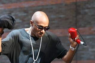 Yassin Bey (Mos Def) at Soulfest Brisbane 2014