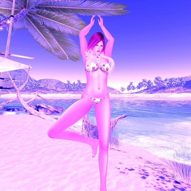 Beached Yoga