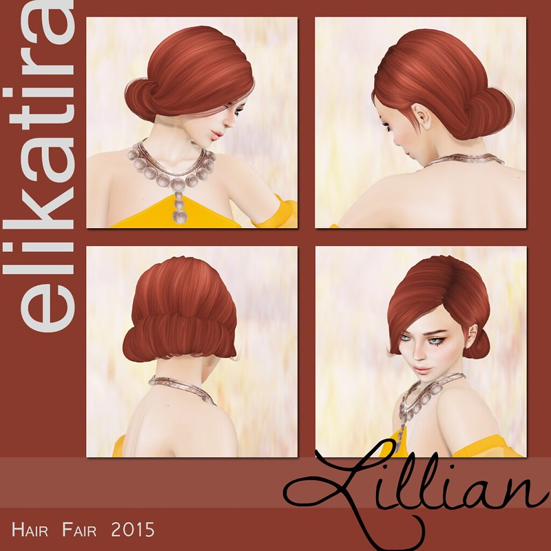 Elikatira at Hair Fair 2015