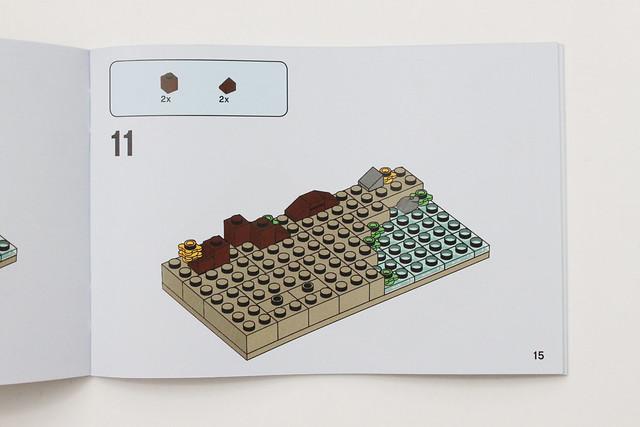 Οδηγίες για το Star Wars SDCC 2015 Dagobah Mini-Build 19109068093_06306250a9_z
