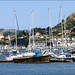 Boats,  Conwy, North Wales. by Burton Babes