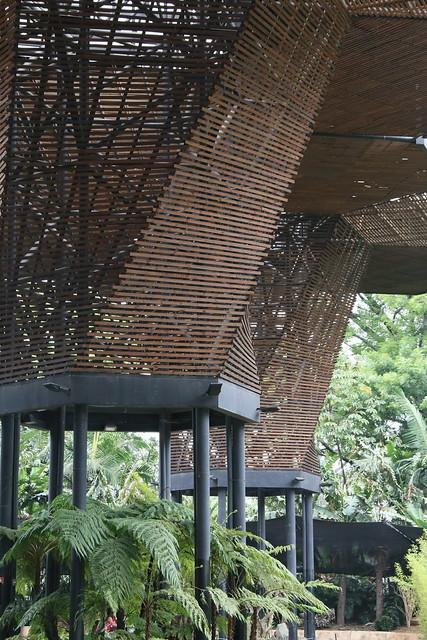 Botanical Gardens.  Medellin, Colombia.