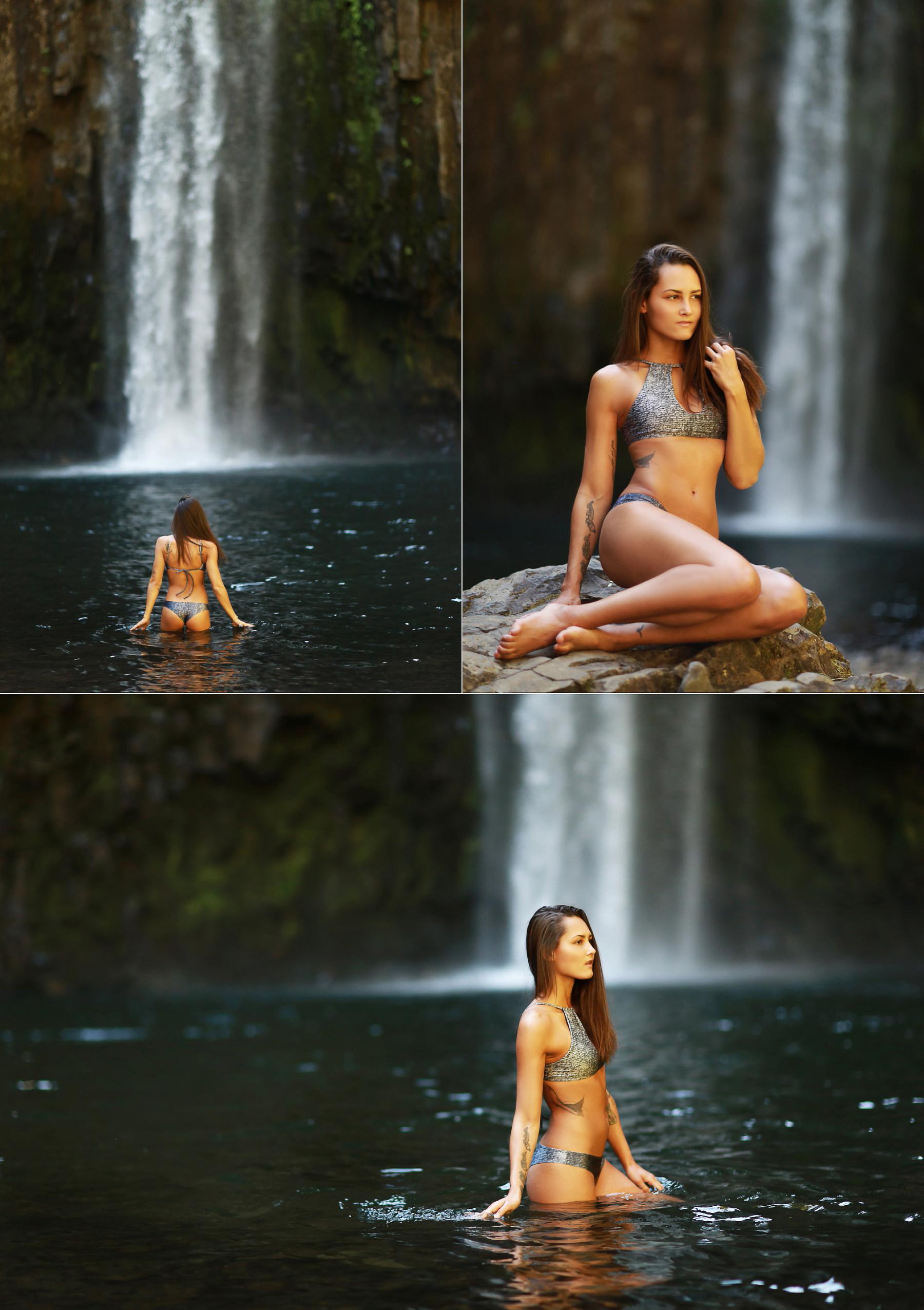 Danielle for Love Earth Mermaid