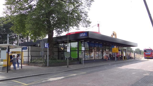 SStation Harderwijk, 1 augustus 2015 werkzaamheden busstation