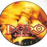 DORO Live Picture disc Limited Edition