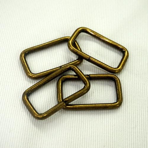 口型扣包(32*16*35mm)-4入 手工藝材料配件 SA002008-32