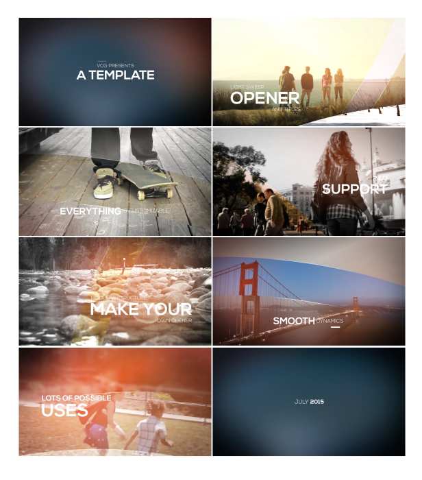 Sweep Media Opener - 8