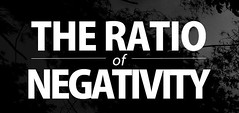 The Ratio of Negativity in the Spiritual Atmosphere
