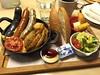 鐵鍋香腸麵包總匯餐, Goody.O Cafe, 古迪歐, 台北