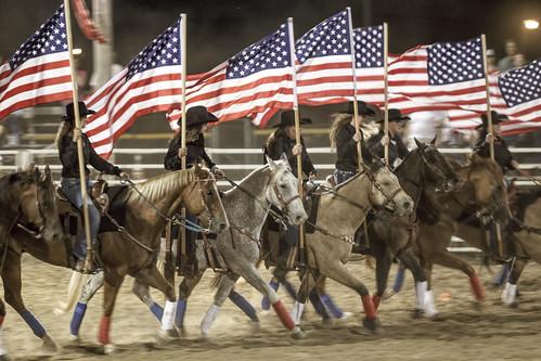 horses women cowboy country americanflag iowa flags american western rodeo americana woodbine usflag woodbineiowa