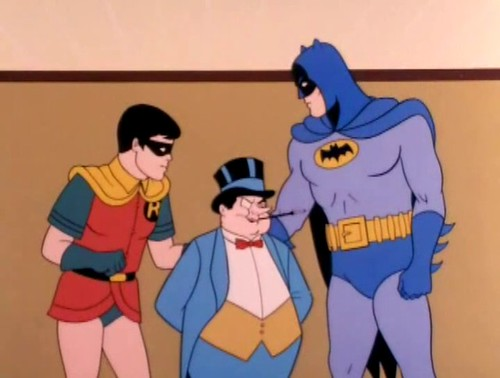Batman Cartoon (The Adventures of Batman) (1968)B