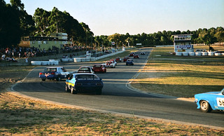 1993 - Sports Sedans are GO at Wanneroo Sporting Car Club race meeting at Barbagallo Raceway, Western Australia