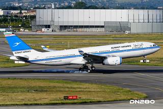 Kuwait A330-243 msn 1653