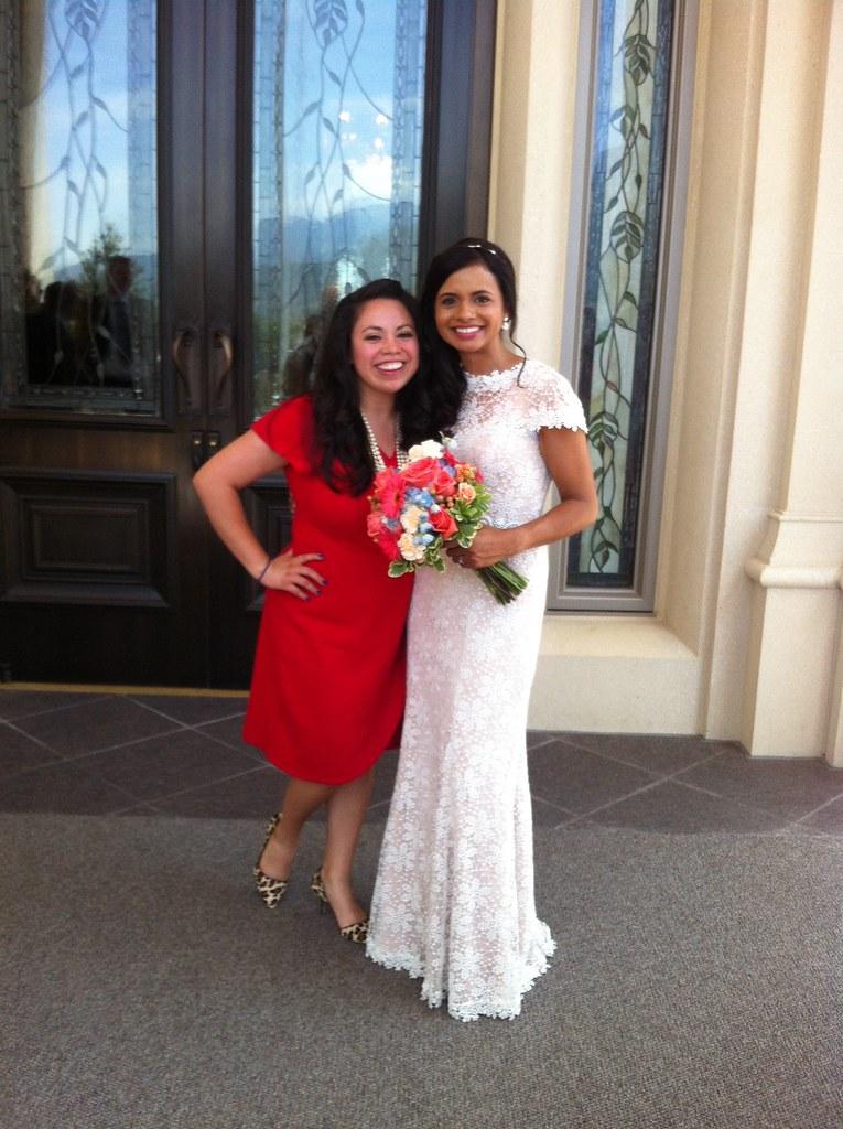 Erika's wedding