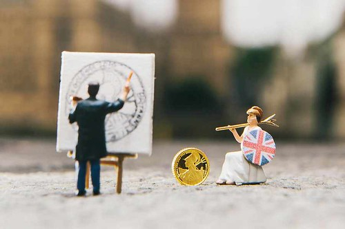 Royal Mint miniature
