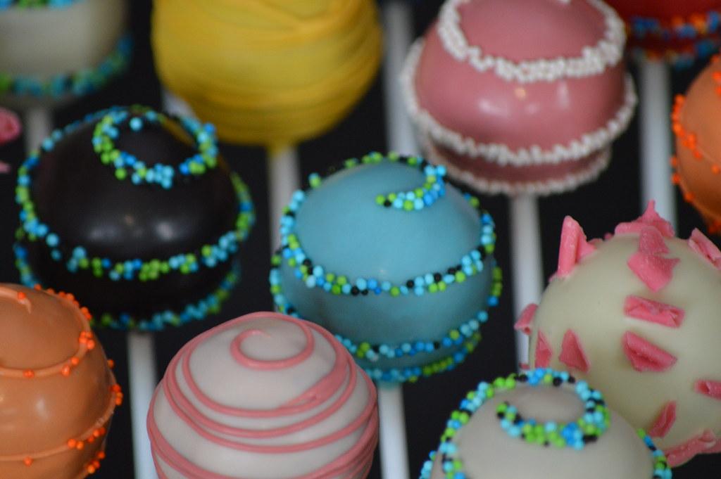Cake pop-ok