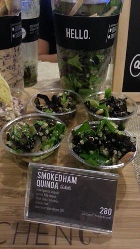 Soul Kitchen Co.'s Smoked Ham Quinoa Shaker