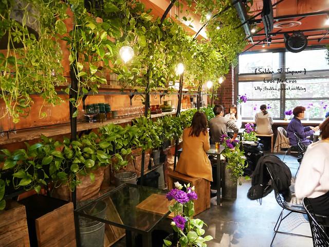 日本東京表參道花店咖啡館Aoyama Flower Market Tea House青山店  (6)