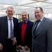 Barchmann tauscht sich mit dem Finanzexperten David Marsh von OMFIF aus