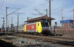 - MRCE  189 901  bis ... Dispoloks ( ex Siemens )  New Scan