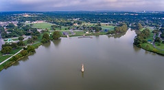 Woodlawn Lake Aerial