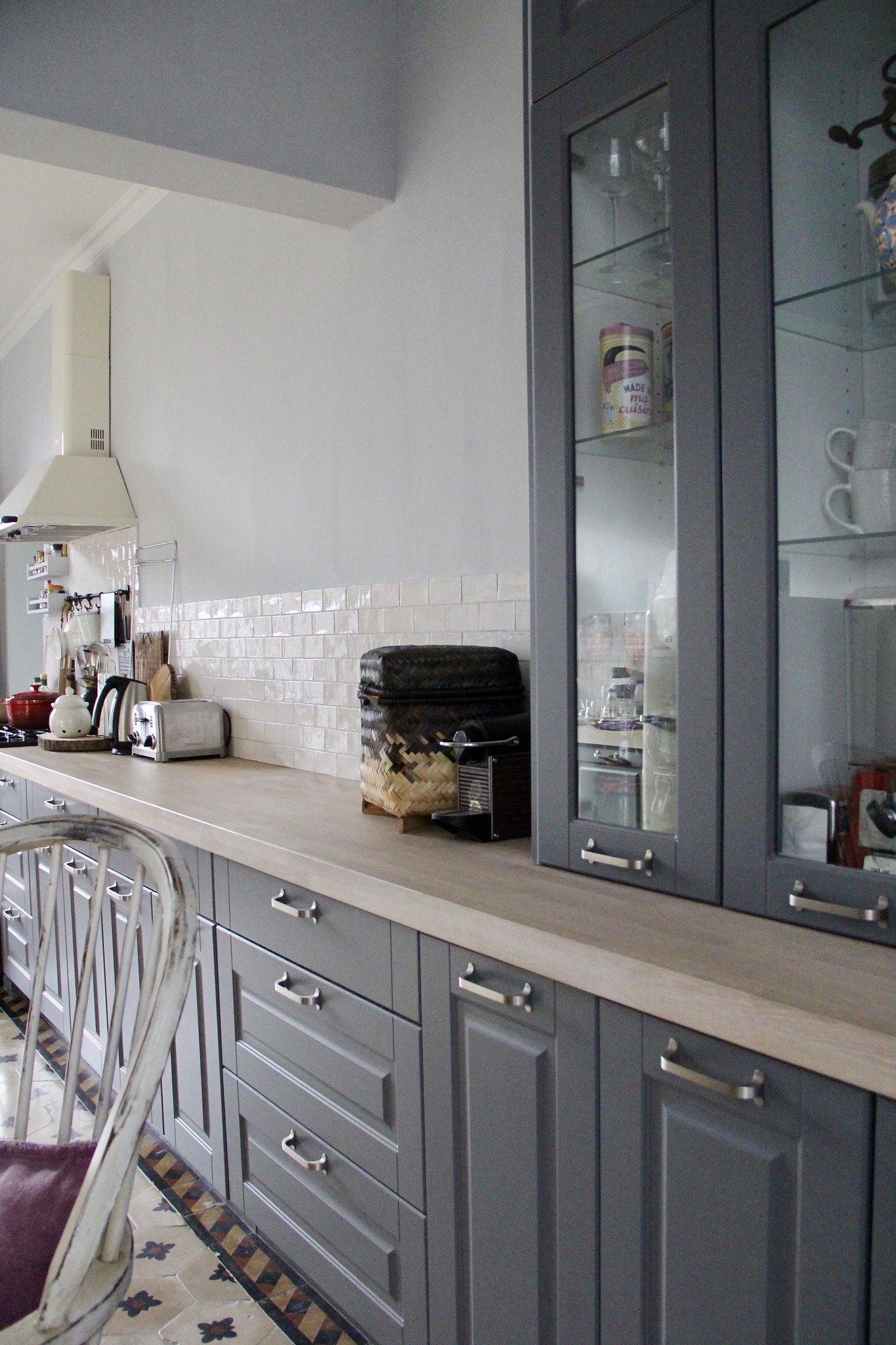 keuken tegels landelijke stijl : Binnenkijken Bij Chloe De Wemelaer